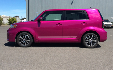 toyota-rukus-wrapped-in-candy-fierce-fuchsia-vinyl-melbourne